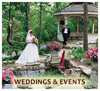 with our wedding packages in eureka springs we handle the details so you can enjoy your special day